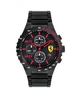 Ferrari Speciale evo automatic chr silicon strap
