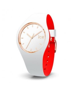 Ice-watch Ice loulou - white rose-gold - medium