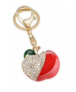 Morellato Portachiavi magic apple w/enamel&pp ston