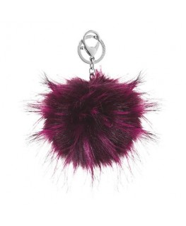 Morellato Portachiavi tendence fur ball with lilac