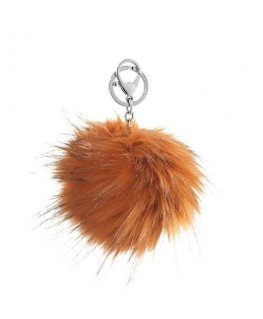 Morellato Portachiavi tendence fur ball w/yellow