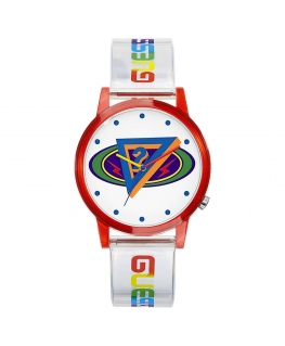Orologio Guess  J Balvin unisex bianco - 40 mm