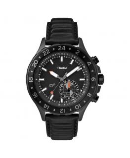 Orologio Timex IQ SmartWatch pelle nero - 43 mm uomo TW2R39900