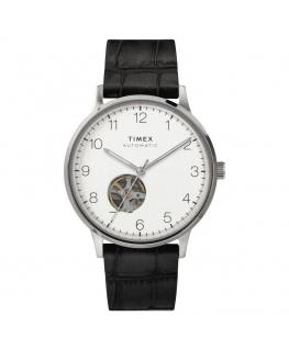 Orologio Timex Waterbury Automatico bianco - 40 mm uomo