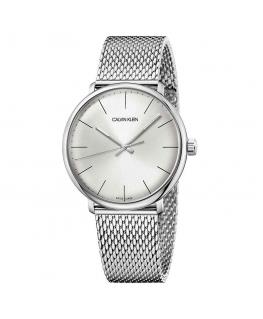 Orologio Calvin Klein High Moon acciaio bianco - 40 mm uomo