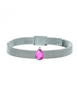 Bracciale Morellato Sensazioni Luce rosa - 20 cm