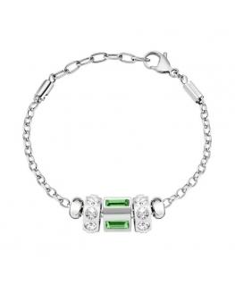 Bracciale Morellato Drops 3 beads - 16/19 cm