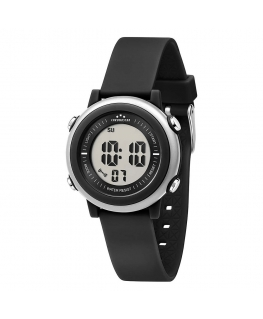 Orologio Chronostar Action digital nero - 34 mm
