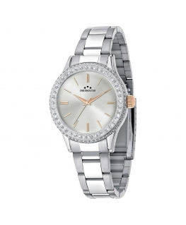 Orologio Chronostar Princess silver - 38 mm