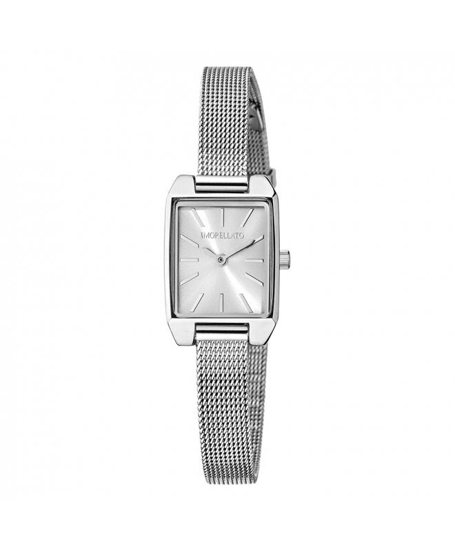 Morellato Sensazioni 17x26mm 2h silver dial mesh s donna - galleria 1
