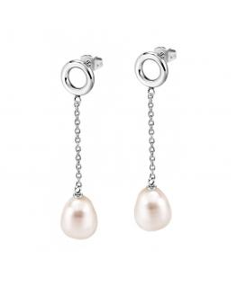 Orecchini Morellato Oriente perla - 60 mm