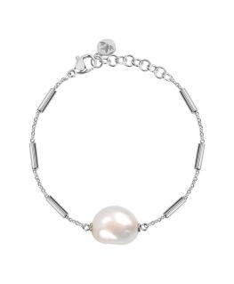 Bracciale Morellato Oriente perla - 16/19 cm
