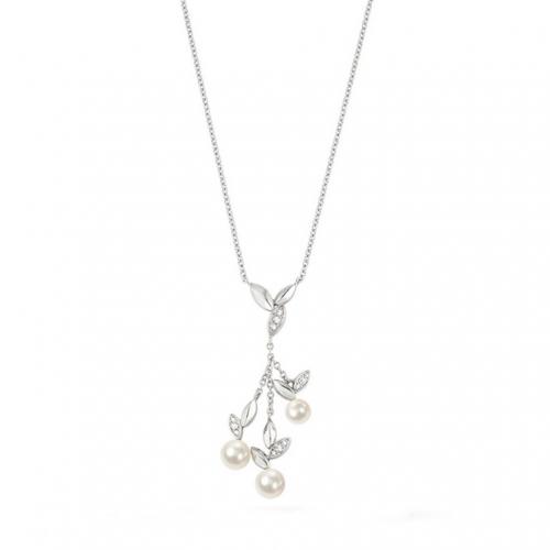 Morellato Gioia pend. perla 450mm ss