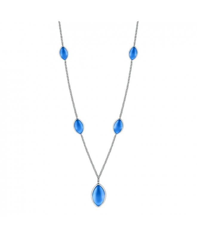 Morellato Profonda pend. long ss blue stone femminile SALZ19 - galleria 1