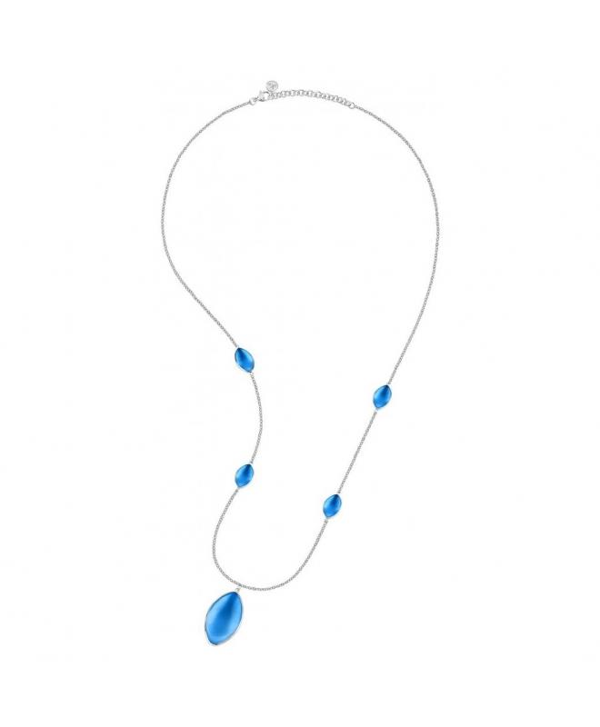 Morellato Profonda pend. long ss blue stone femminile SALZ19 - galleria 2