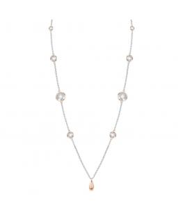 Collana Morellato Gipsy Crystal - 75/80 cm
