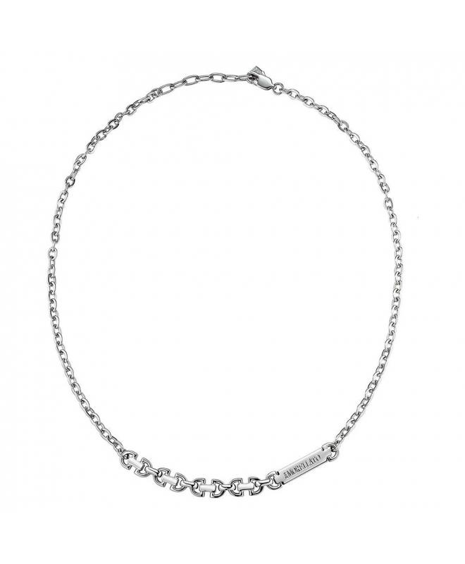 Morellato Motown necklace ss 450+50mm uomo SALS02 - galleria 1