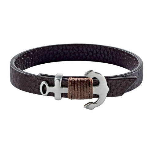 Sector Gioielli Bandy br. brown leather vintage 235mm uomo SZV27
