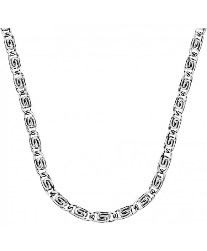 Morellato Motown gemclip necklace ss 550mm maschile SALS33 - galleria 1