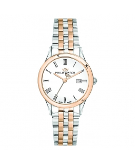 Orologio Philip Watch Marilyn acciaio / oro rosa - 31mm