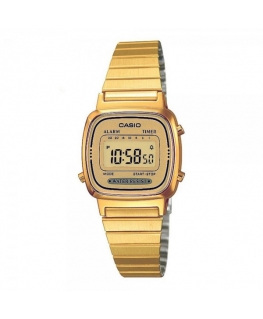 Orologio Casio Vintage mini oro / oro - 26 mm