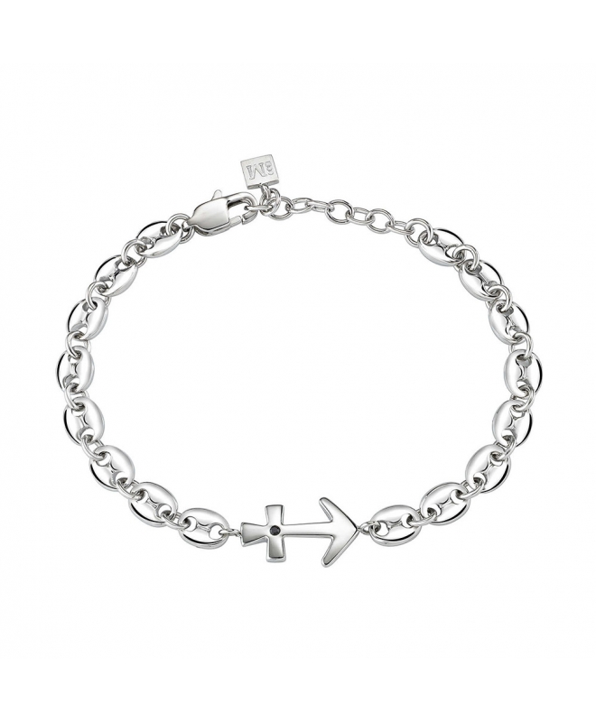 Morellato Nobile bracelet ss blk cr 19+3cm donna SAKB08 - galleria 1