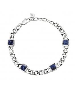 Bracciale Morellato Lux blu - 21 cm