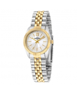 Chronostar Luxury 31mm 3h silver dial brac yg