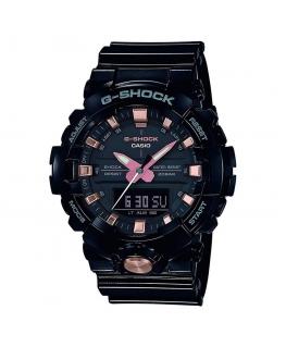 Orologio Casio G-Shock nero / oro rosa - 50 mm