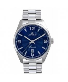 Orologio Lorenz Automatic uomo acciaio blu uomo 17657BB