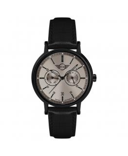 Orologio Mini uomo multi pelle nero / grigio - 42 mm