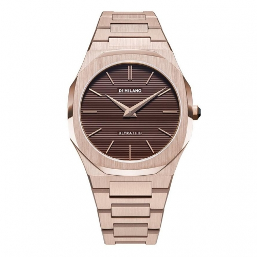 D1 MILANO Ultra Thin oro rosa - 40 mm