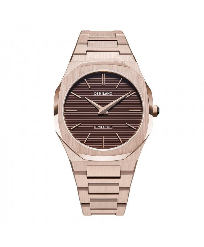 D1 MILANO Ultra Thin oro rosa - 40 mm - galleria 2
