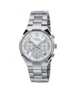 Orologio Breil Space uomo crono silver - 40 mm