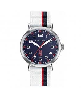 Orologio Nautica N83 bianco  / blu - 40 mm