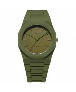 Orologio D1 Milano Polycarbon Military - 40.5 mm