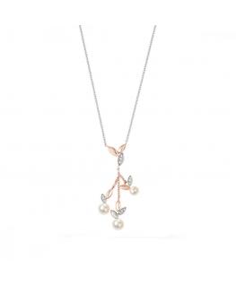 Morellato Gioia pend. perla 450mm rg donna SAER11