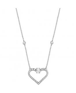 Morellato Cuori argento coll. heart arg.925 donna SAIV02