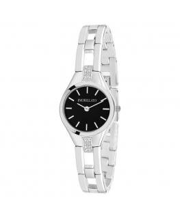 Morellato Gaia 26mm 2h black dial br ss donna R0153148503
