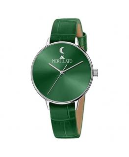 Morellato Ninfa 33mm 3h green dial green strap donna R0151141526
