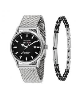 Sector 660 43mm r3253517023 + bracelet safr13 maschile