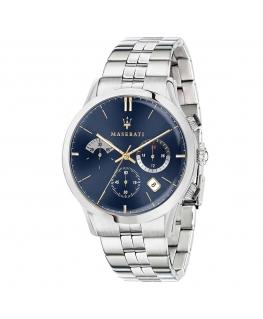 Orologio Maserati Ricordo crono blu - 42 mm
