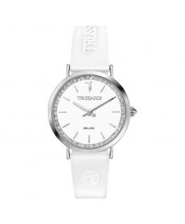 Orologio Trussardi T-motif bianco - 32 mm