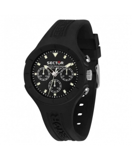 Orologio Sector Speed touch multi nero - 41 mm
