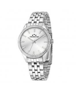 Orologio Chronostar Luxury silver - 38 mm