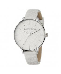 Morellato Ninfa 36mm 3h white dial white strap donna R0151141514