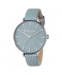 Morellato Ninfa 36mm 3h l. blue dial l. blue strap donna