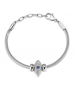Morellato Drops br. snake chain 1 bead donna SCZ923