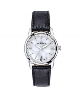 Orologio Philip Watch Kent lady pelle nera - 30 mm