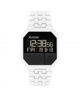 Orologio Nixon The Re-Run digitale bianco - 39